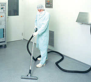 Dustcontrol Cleaning Equipment Pharmaceutical & Chemical Industry
